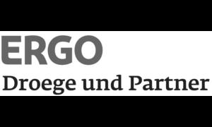 Logo ERGO Versicherung Droege und Partner 300x180 - Wir sind VERBA.